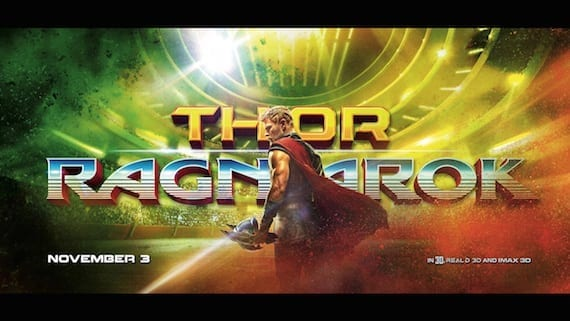 Sneak Peek of Thor: Ragnarok at Disney California Adventure