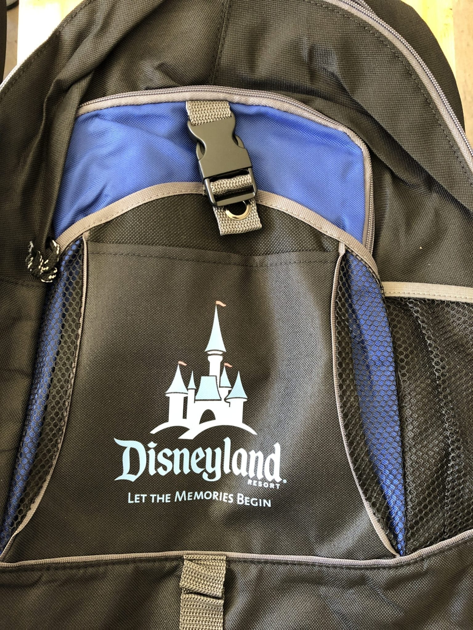 One Smart Mouse Giveaway – Disneyland Backpack