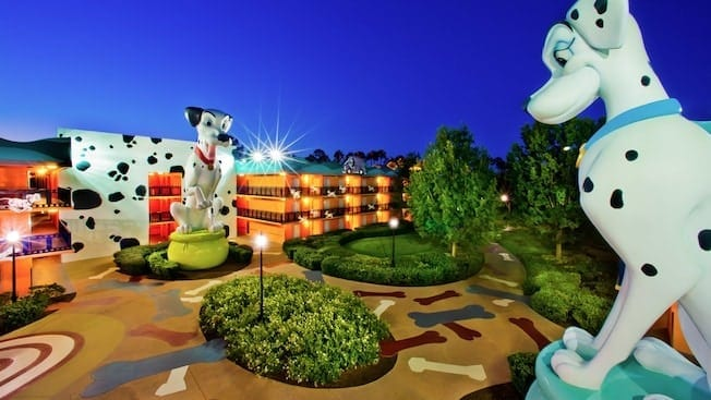 Disney's All-Star Movies Resort Hotel Review