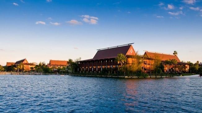 Disney's Polynesian Village Resort Hotel Review