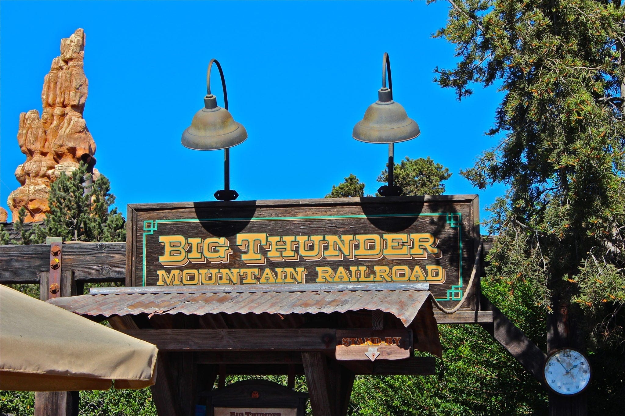 One BIG Adventure - Thunder Mountain Railroad