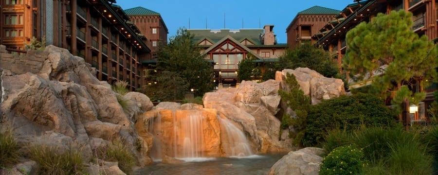 Disney's Wilderness Lodge Resort Hotel Review