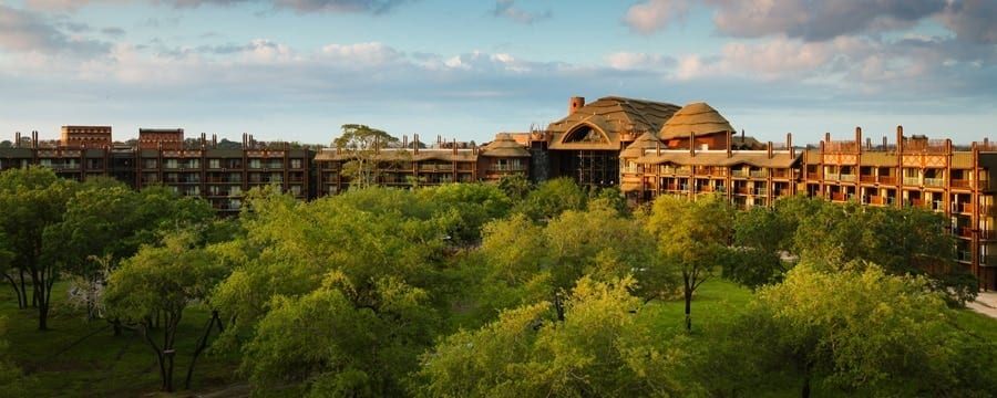 Animal Kingdom Lodge Hotel