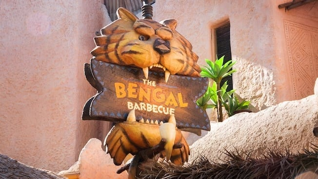Bengal Barbecue Review