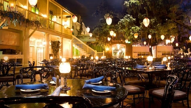 Blue Bayou Restaurant Review