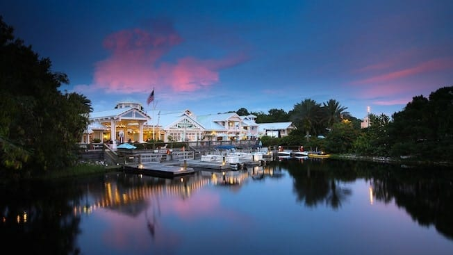 Disney's Old Key West Resort Hotel Review