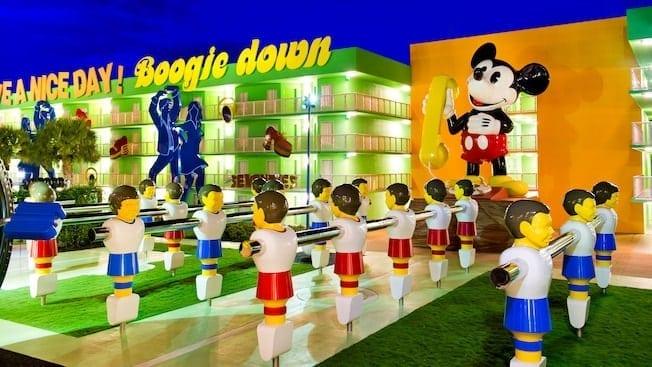 Disney's Pop Century Resort Hotel Review