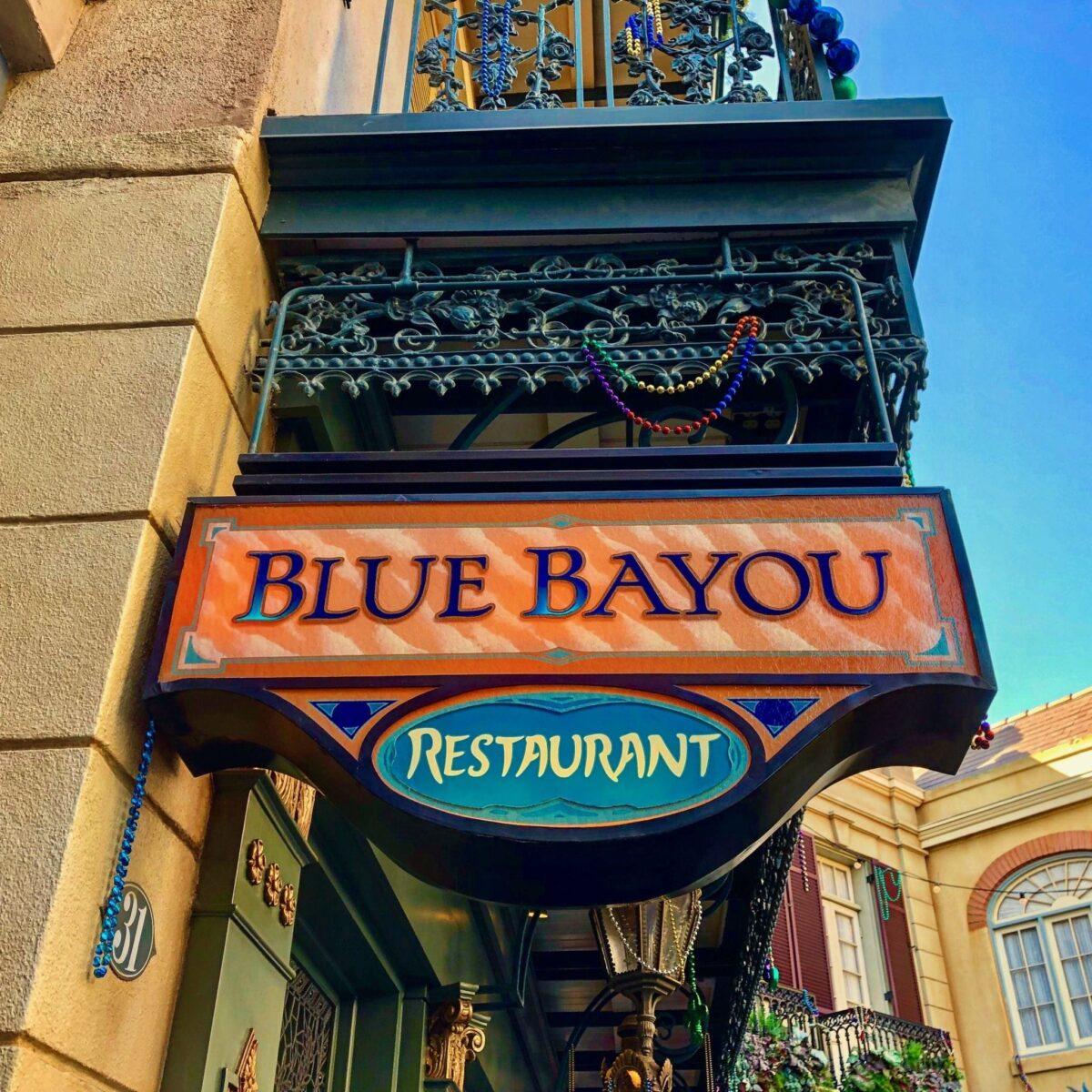 Disneyland Top 5 Sit Down Restaurants