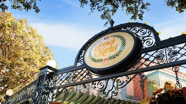 French Market Restaurant Review
