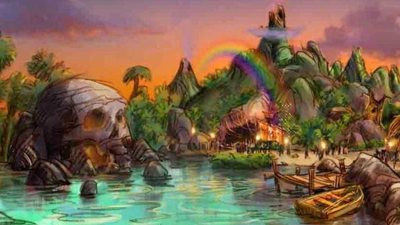 Tokyo DisneySea's Largest Expansion Project Ever to Bring More Magic in 2022
