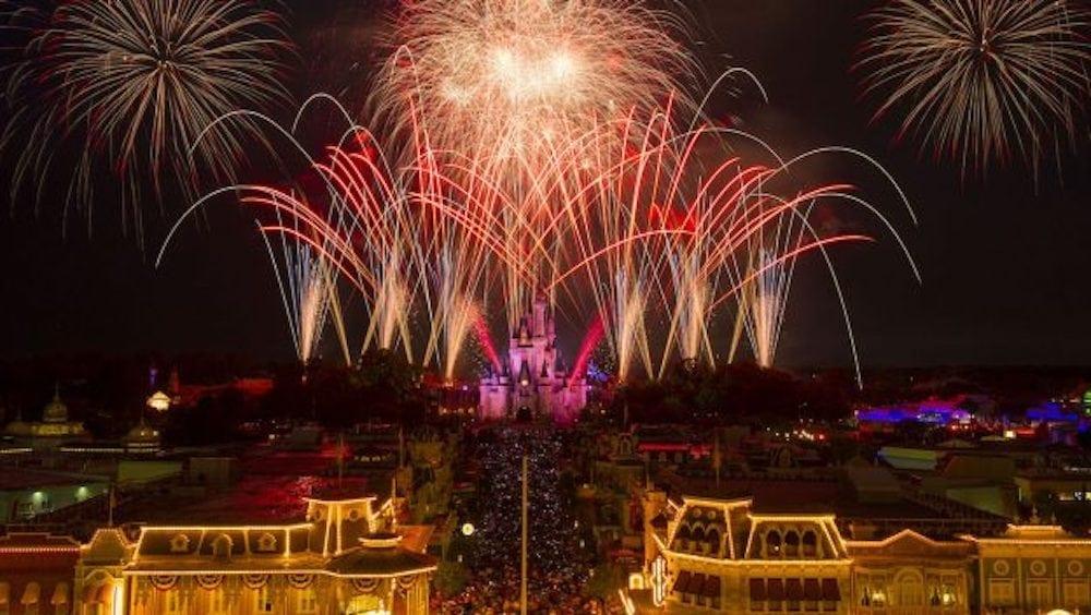 Celebrating the Fourth of July at Walt Disney World Resort