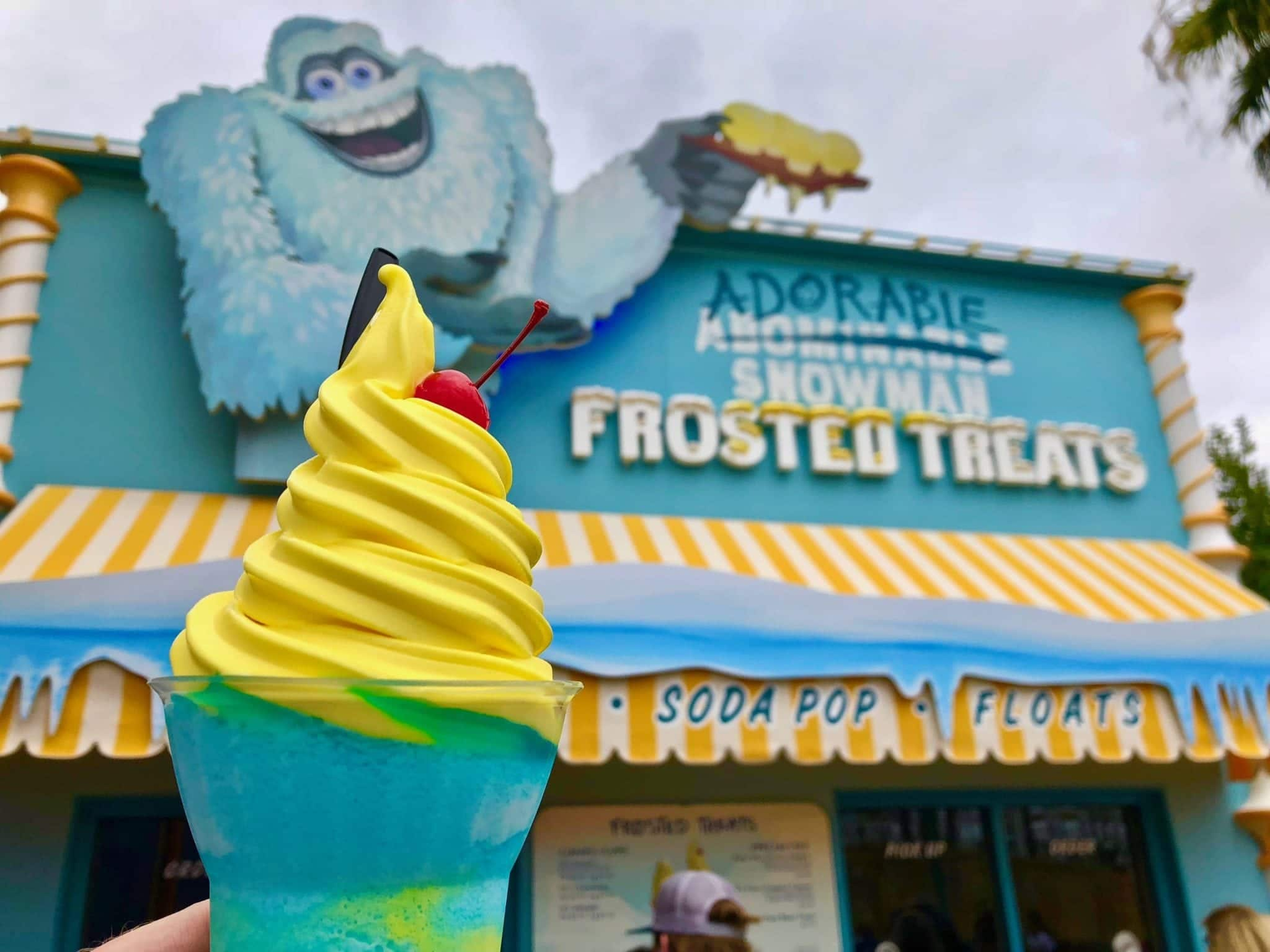 Adorable Snowman Frosted Treats Review
