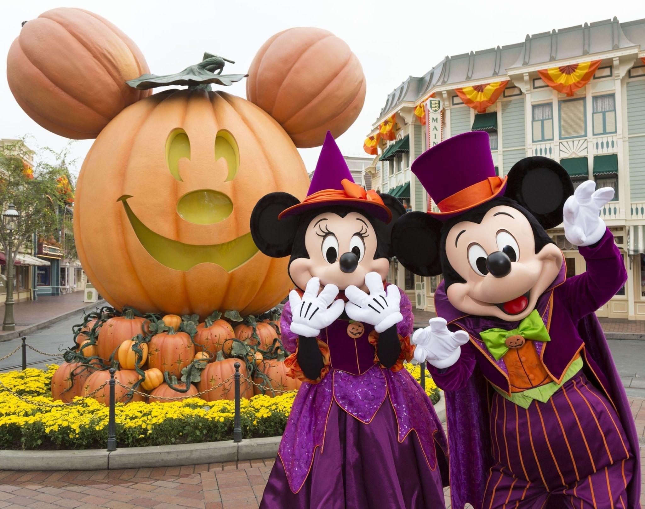 Halloween Time at the Disneyland Resort 2018