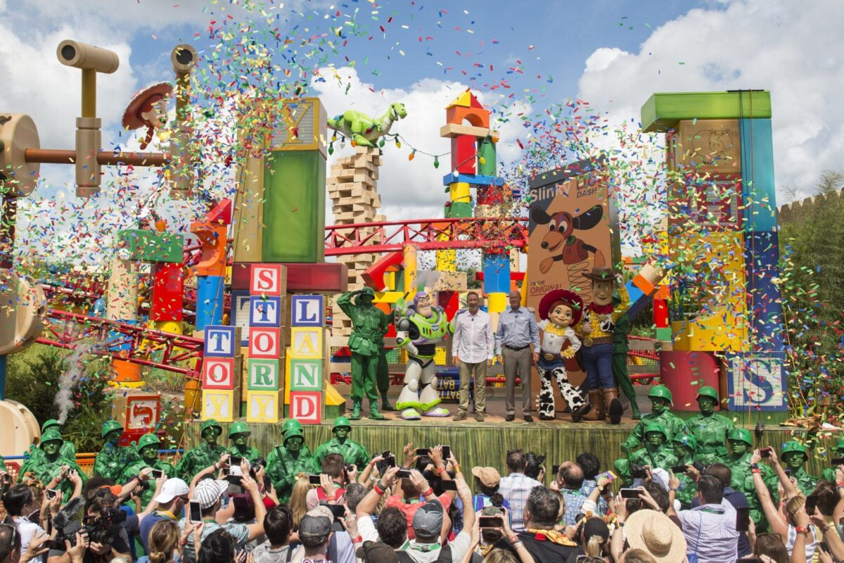 Toy Story Land Officially Open at Disney's Hollywood Studios