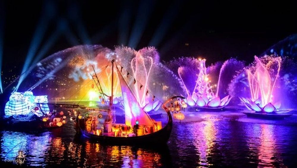 'Rivers of Light' Dessert Party coming to Disney's Animal Kingdom This Summer