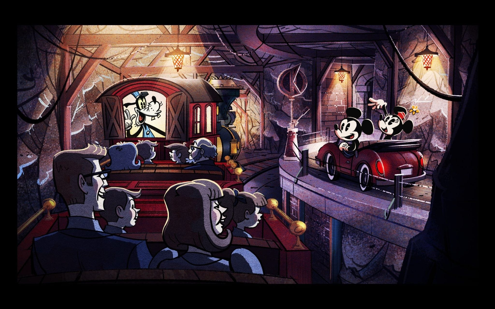 New Image Unveiled for Mickey & Minnie's Runaway Railway