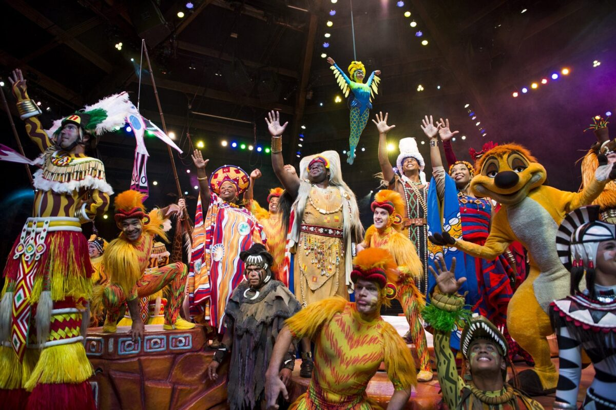 Festival of the Lion King Dining Packages Coming to Disney's Animal Kingdom