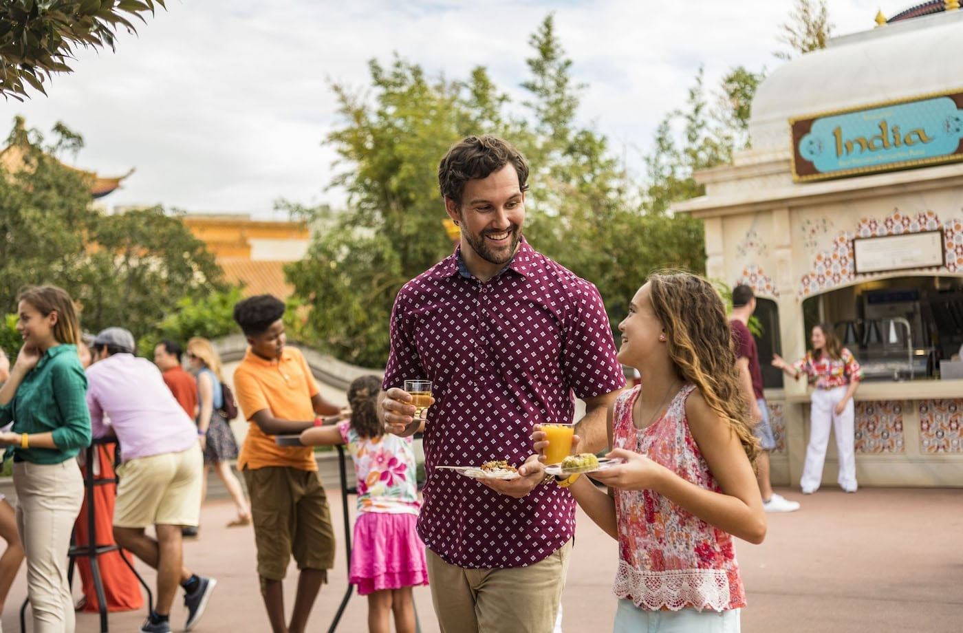 Epcot International Food & Wine Festival Opens Today