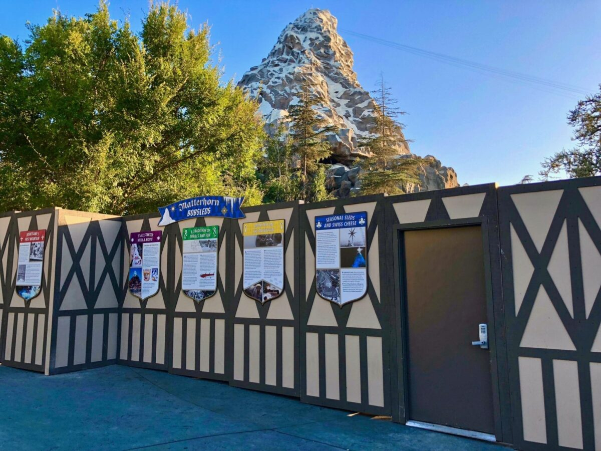 What's Happening At The Matterhorn?