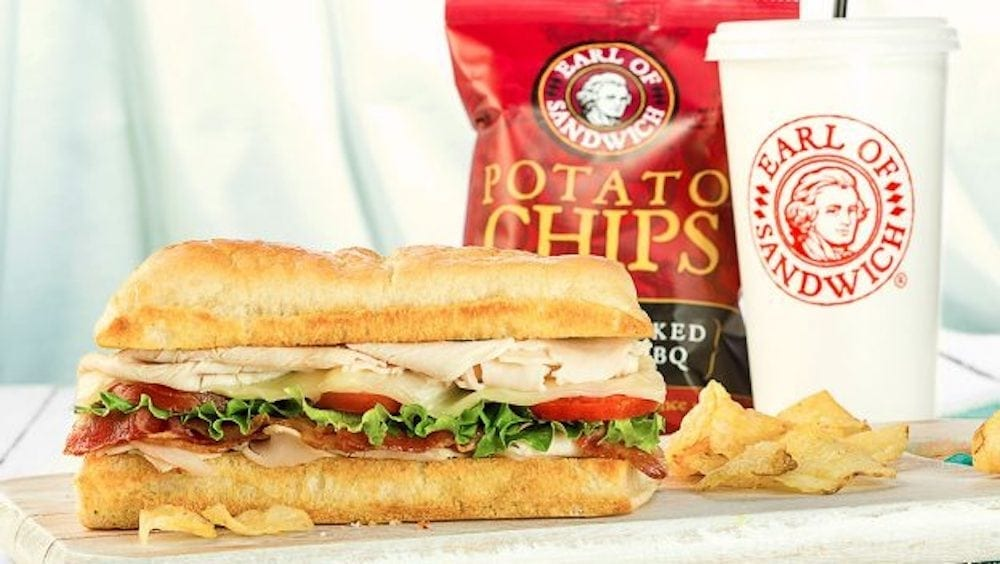 Earl of Sandwich Returns for a Limited Time to Downtown Disney District at Disneyland Resort