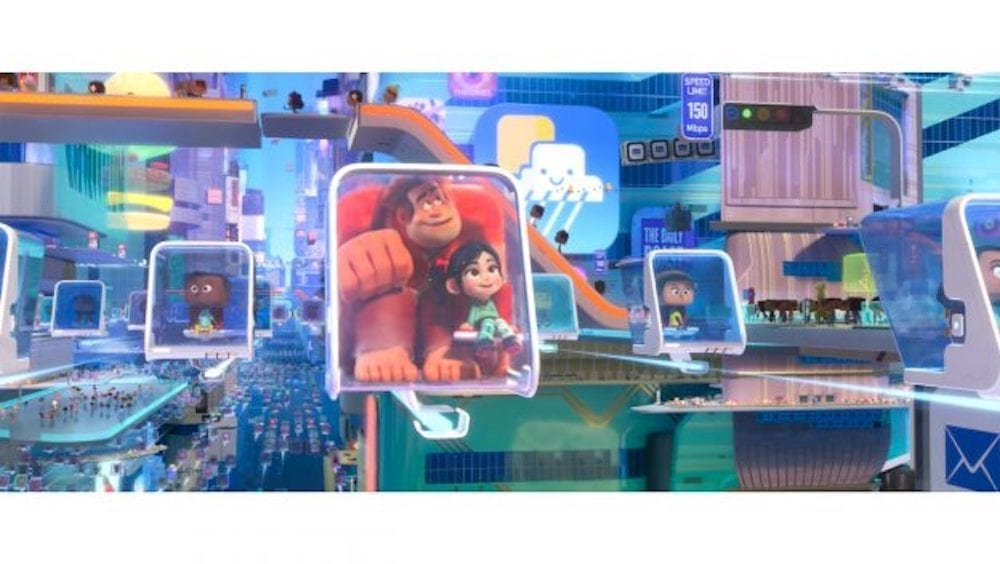 Ralph Breaks The Internet Downloads Into Disney Parks In November