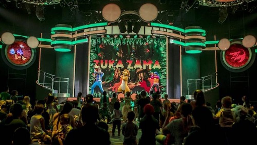 'Disney Junior Dance Party!' Show Opens Dec. 22 At Disney's Hollywood Studios