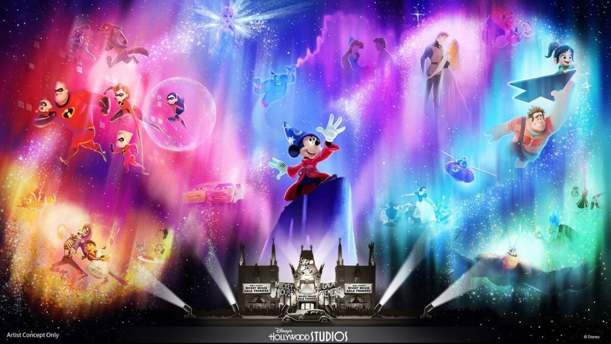 New Mickey Mouse Experiences Coming to Disney Parks