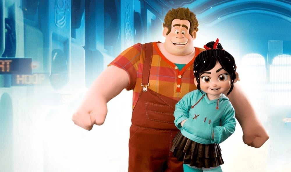 Ralph and Vanellope Go from Breaking the Internet to Visiting Disney Parks This Fall
