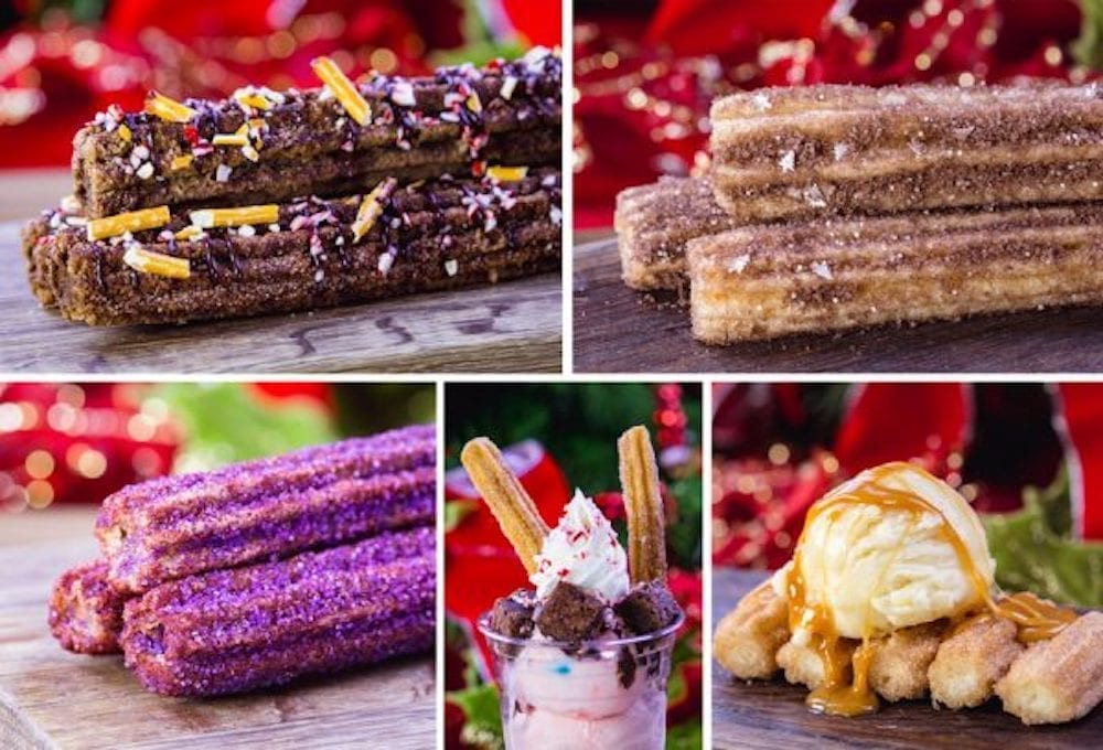 Foodie Guide to 2018 Holidays at the Disneyland Resort