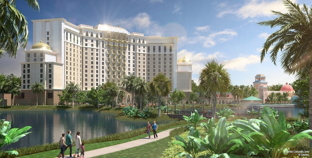 Reservations now open for Gran Destino Tower at Disney's Coronado Springs Resort