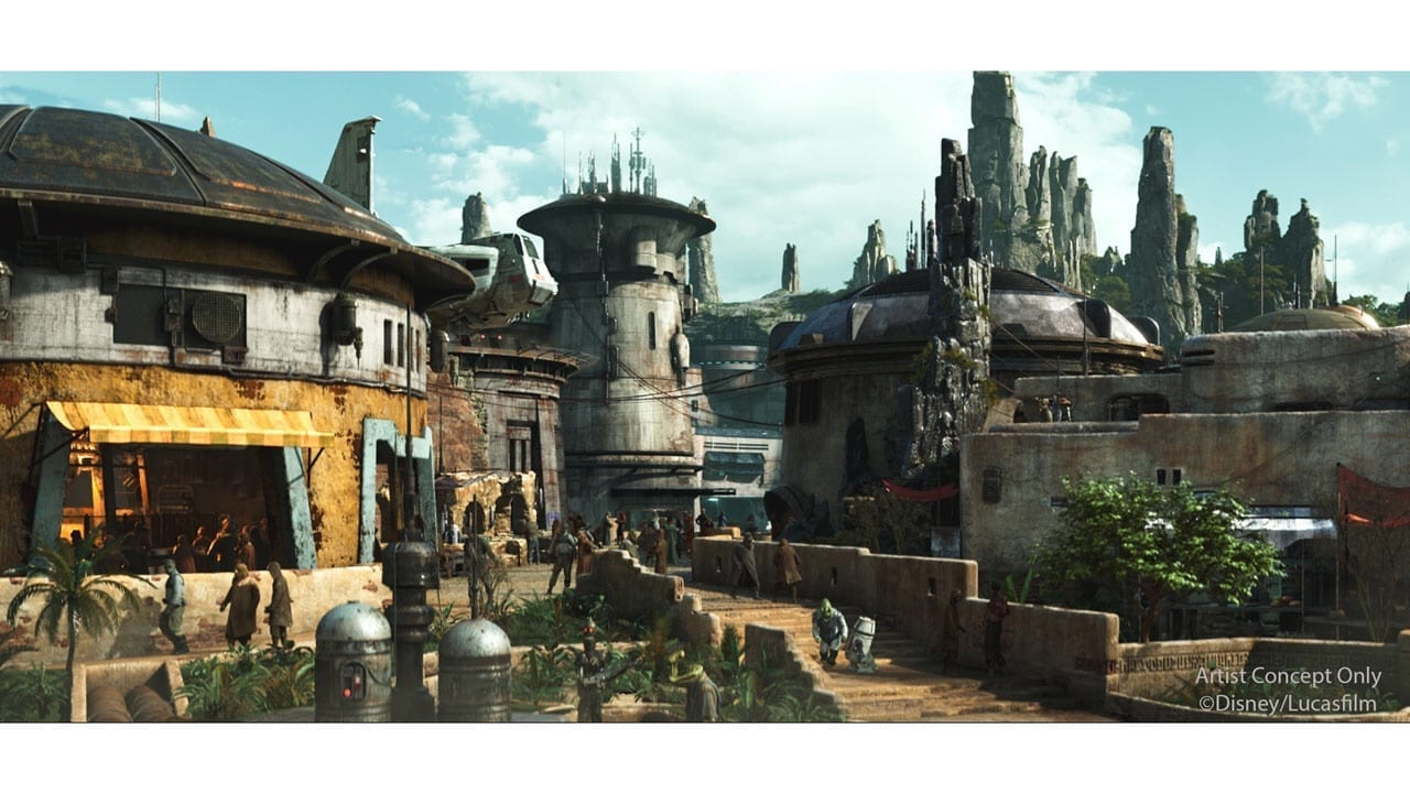Exciting Star Wars: Galaxy's Edge News from Destination D