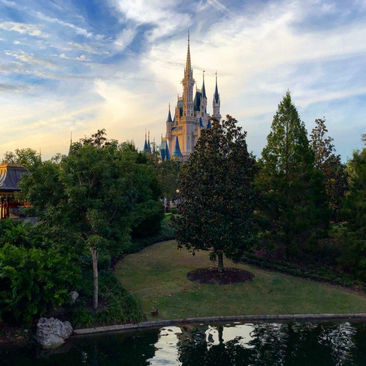 Cinderella Castle To Receive A Royal Makeover