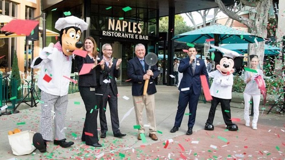 Grand Reopening of Naples Ristorante e Bar