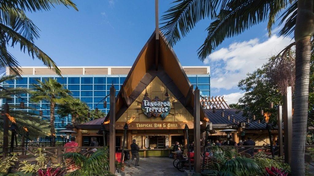 Tangaroa Terrace Reopens