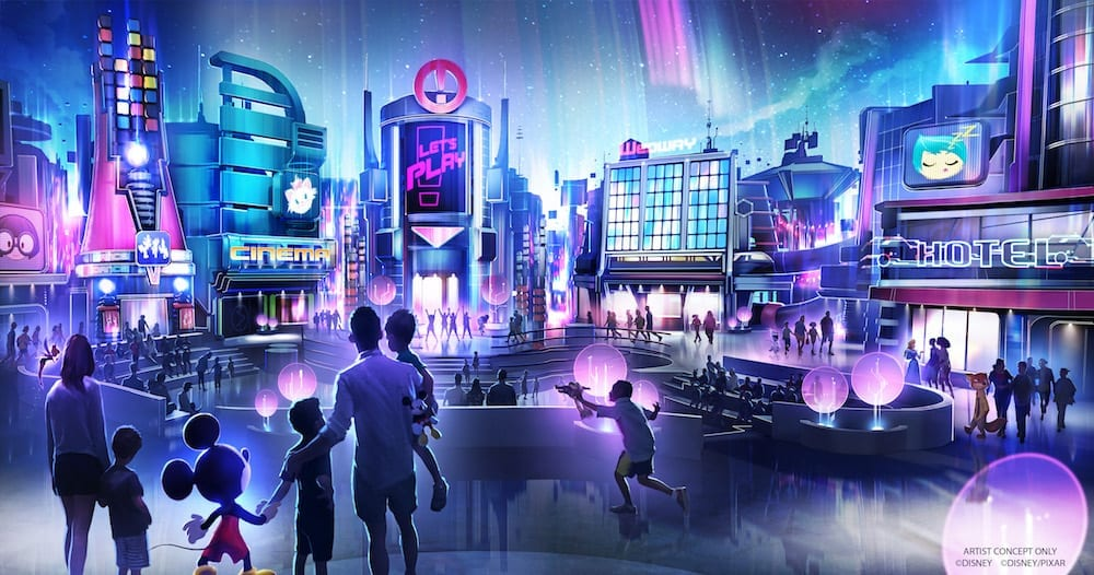 Major Transformations Coming To Epcot