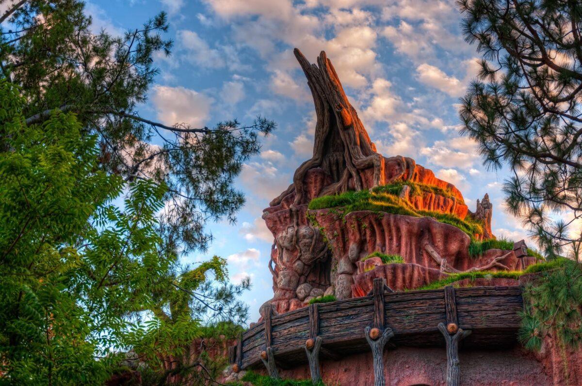 Disney To Retheme Splash Mountain At Both Resorts