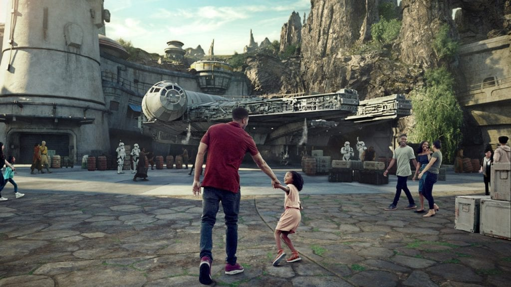 Star Wars: Galaxy's Edge to Open May 31
