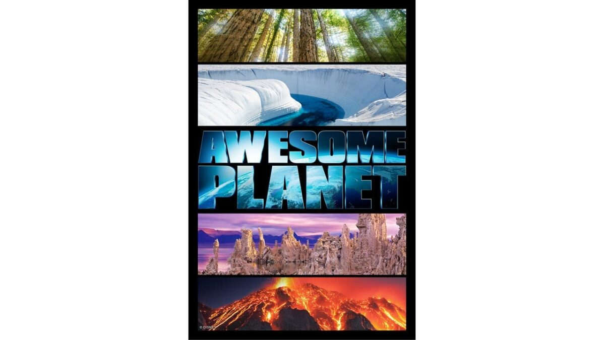 'Awesome Planet' Film at Epcot