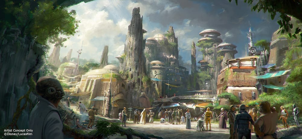 Reservations to Visit Star Wars: Galaxy's Edge Available May 2