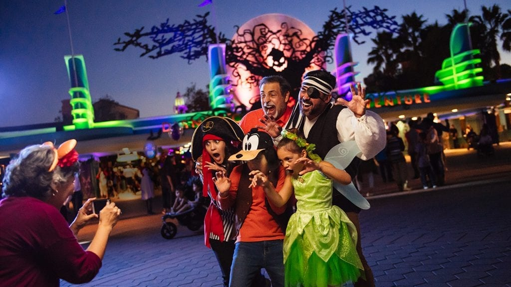 Oogie Boogie Bash To Replace Mickey's Halloween Party
