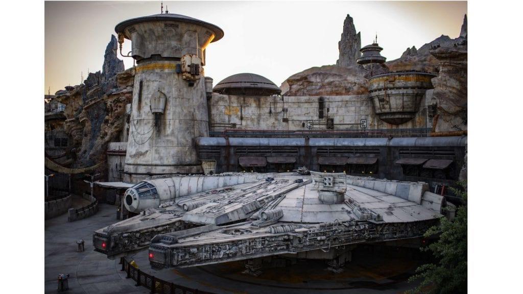 Millennium Falcon: Smugglers Run Preview