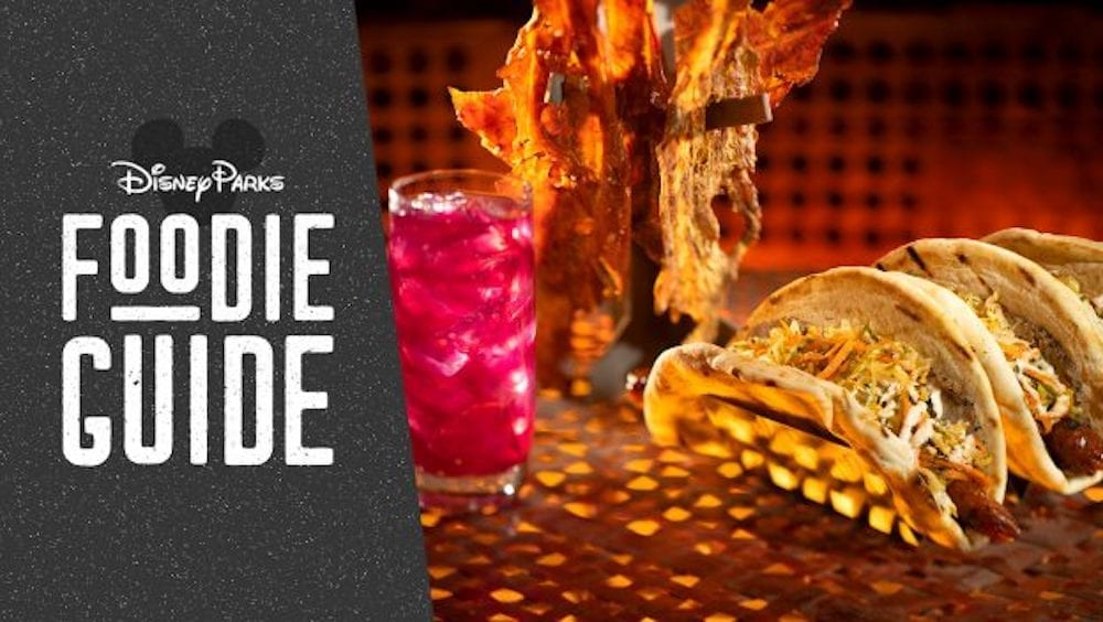 Star Wars: Galaxy's Edge Foodie Guide Poster