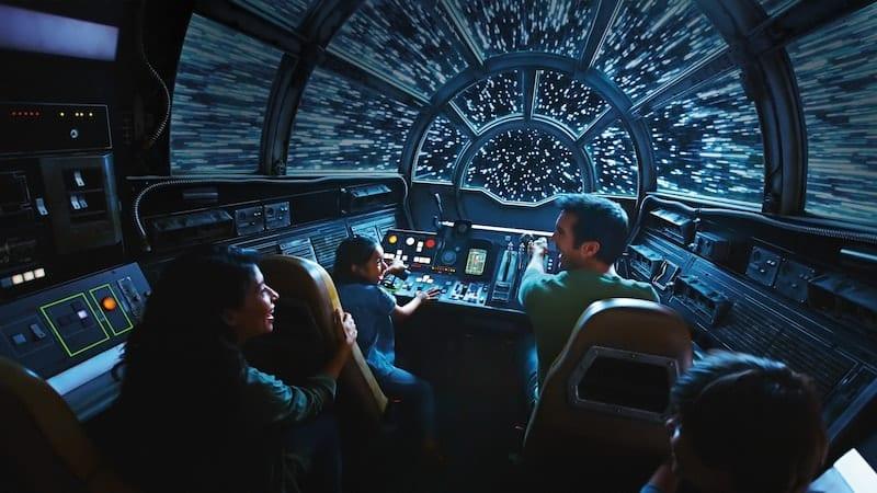 Millennium Falcon: Smugglers Run Review