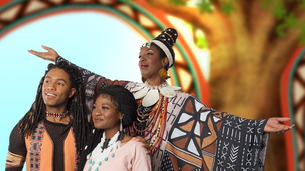 'Tale of the Lion King' Debuts at DCA