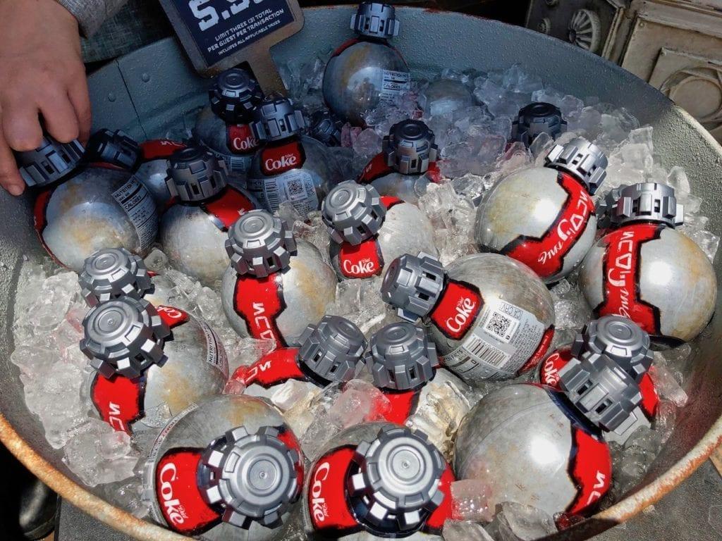 Bucket of Coke Galaxy's Edge