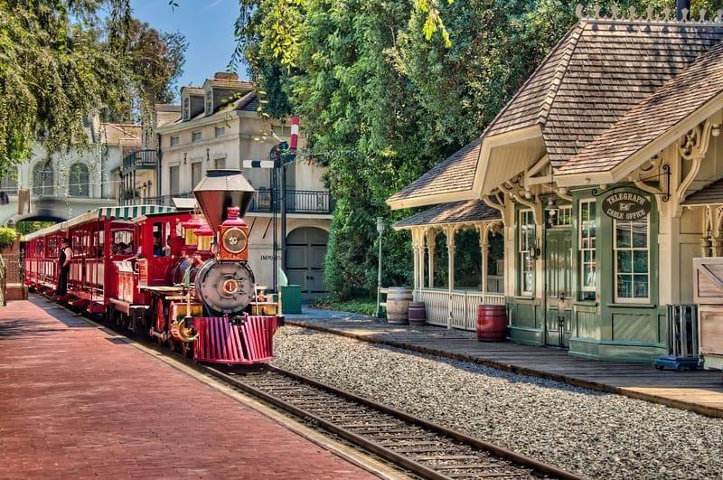July Disneyland Crowd Calendar