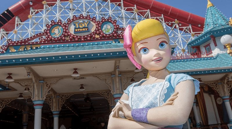 Toy Story Adventures Now Playing at Disneyland Resort