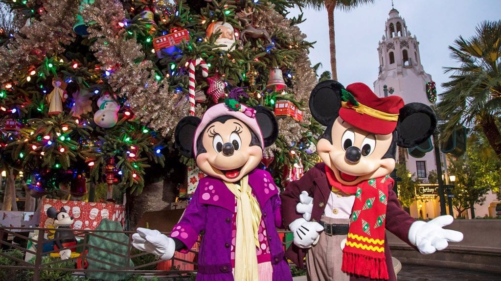 Disneyland's 'Deck The Halls' Holiday Celebration