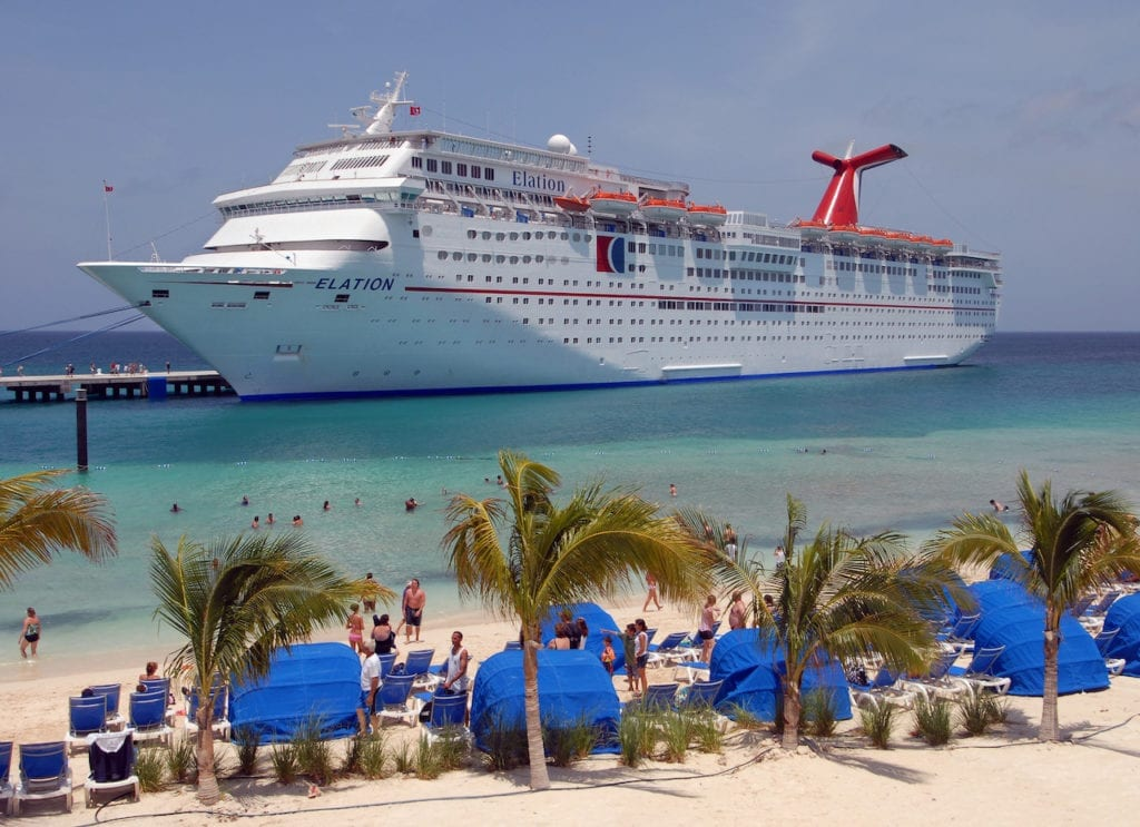 discount carnival cruises