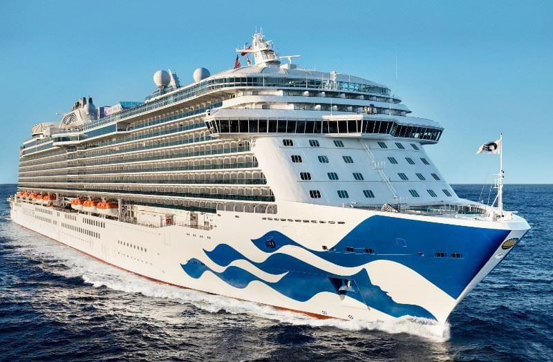 cheap princess cruises